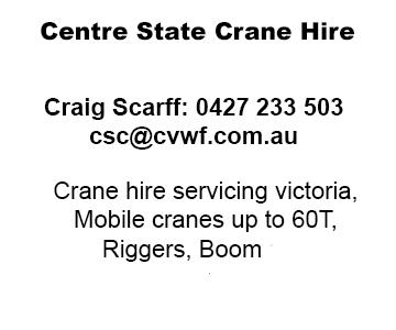 Centre State Crane Hire
